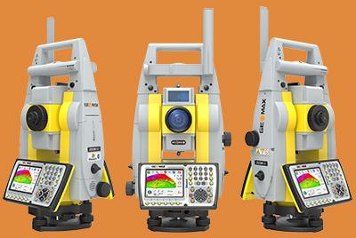 Máy toàn đạc điện tử Geomax Zoom90 series