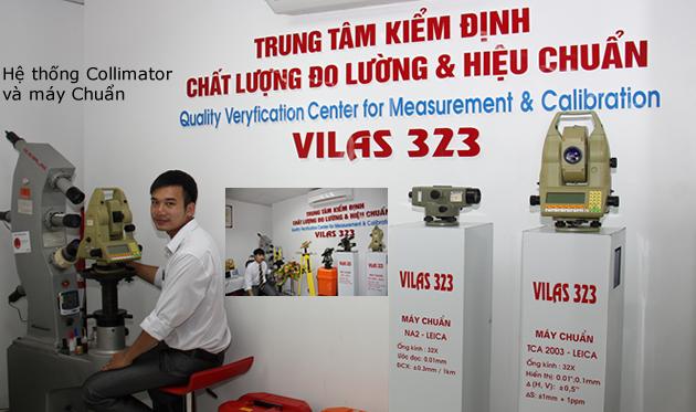 Trung tâm kiểm định VILAS 323